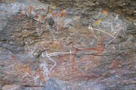 Anbangbang Shelter Rock Art (Kakadu NP)