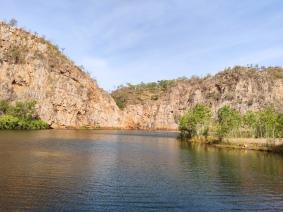 Plunge Pool der Edith Falls