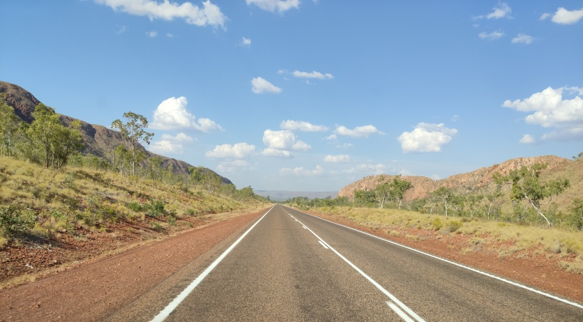 Victoria Hwy nach Kununurra