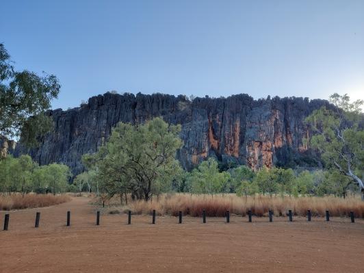Kliff der Bandilgan Gorge