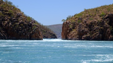Horizontal Falls (Talbot Bay)