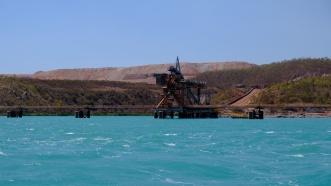 Eisenerzmine auf Koolan Island