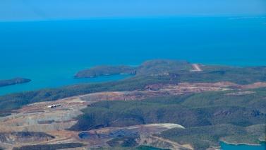 Cockatoo Island (zurückgebaute Mine)