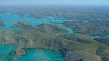Küste bei Koolan Island