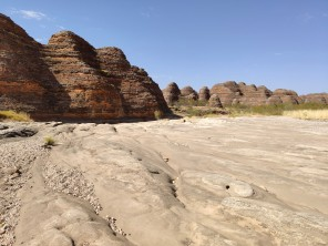 Picaninny Creek, The Domes (Purnululu NP)
