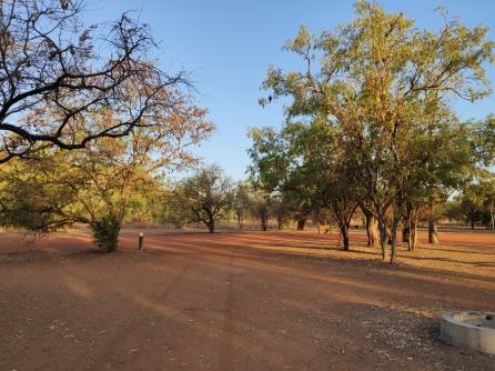Windjana Gorge Campground