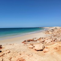 Badestrand am Cape Leveque