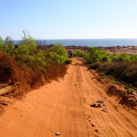 Piste am Cape Leveque
