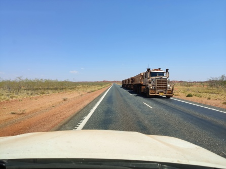 Great Northern Hwy (Port Hedland nach Auski)