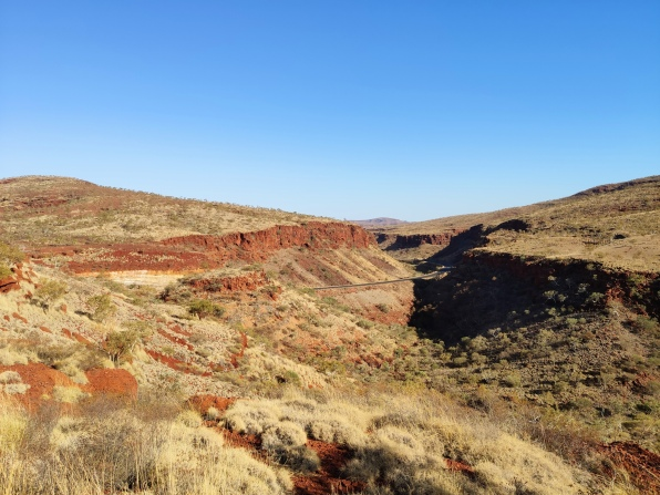 Munjina Gorge (Great Northern Hwy)