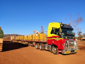Road Train (Auski Roadhouse)