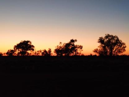 Sonnenaufgang (Miliyandha Campground)