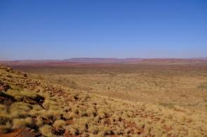Aussicht zur Marandoo Mine