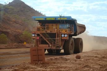 Haul Truck (Tom Price Mine)
