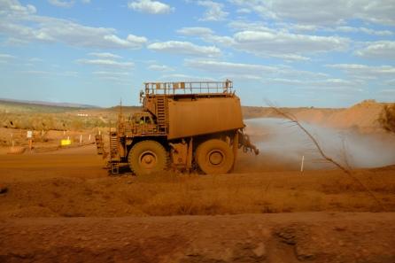 Water Truck (Tom Price Mine)