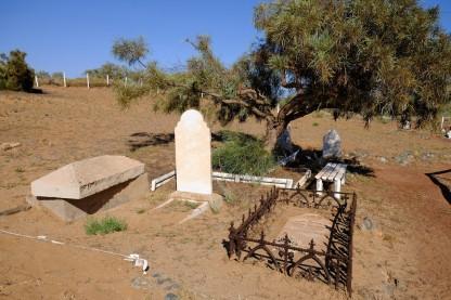Europäischer Friedhof (Cossack)