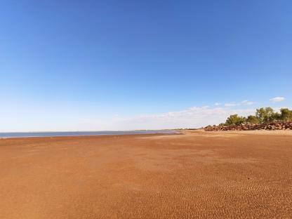 Strand von Onslow