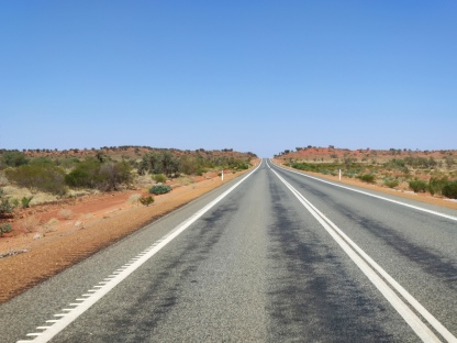 North West Coastal Hwy (Karratha nach Nanutarra)