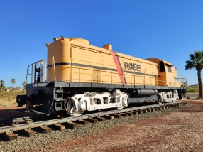Lokomotive bei Wexham