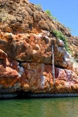 Yardie Creek Felswand