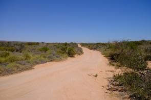 Ningaloo - Yardie Creek Road