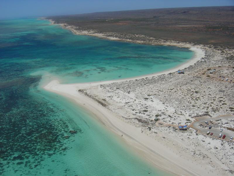 Turquoise Bay - (C) WA Parks and Wildlife Service