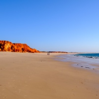 Klippe am Cape Leveque