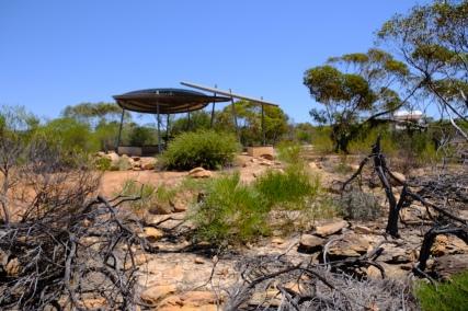 Hawk's Head Rest Area (Kalbarri NP)