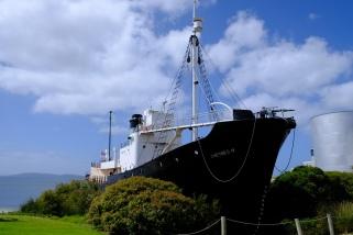 Cheynes IV Walfangschiff