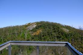 Ausblick vom Granite Skywalk