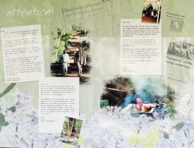 Waldschutz Aktivisten 1997