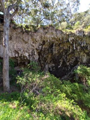 Eingang zur Lake Cave