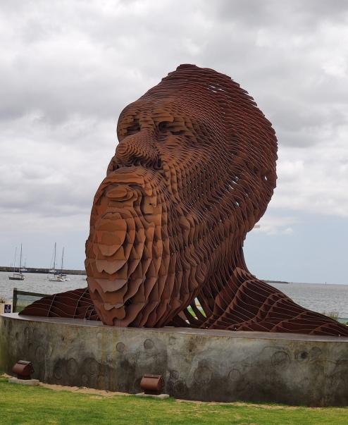 Kunstwerk (Kuumbana Bay Foreshore)