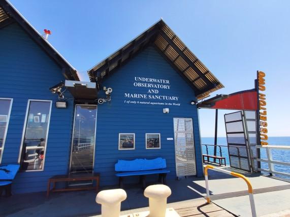 Busselton Underwater Observatory