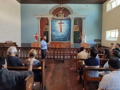 Katholische Kapelle im Fremantle Prison