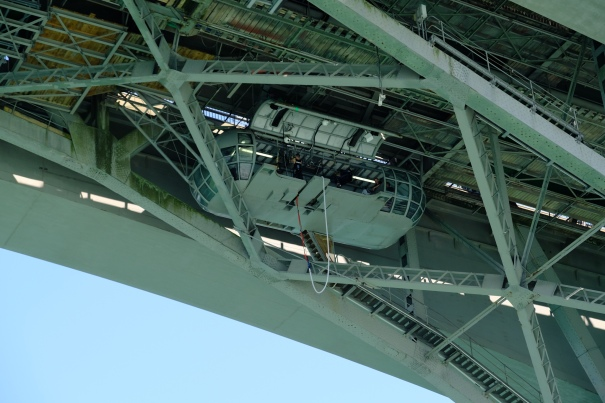 Bungee Jumping @ Auckland Harbour Bridge