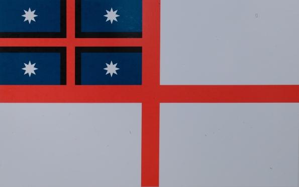 Flagge der Vereinigten Stämme Neuseelands