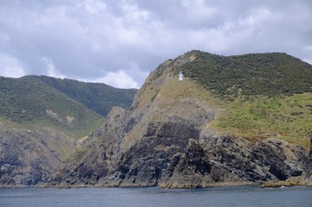 Cape Brett Lighthouse