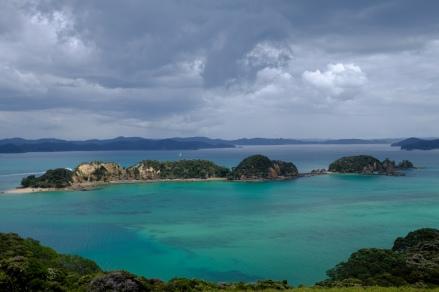 Sunset Bay, Poroporo Island