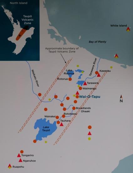 Taupo Volacanic Zone