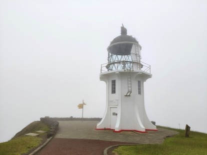 Kap Reinga Leuchtturm