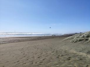 Murawai Beach