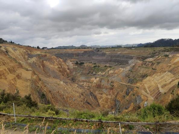 Martha Mine Pit