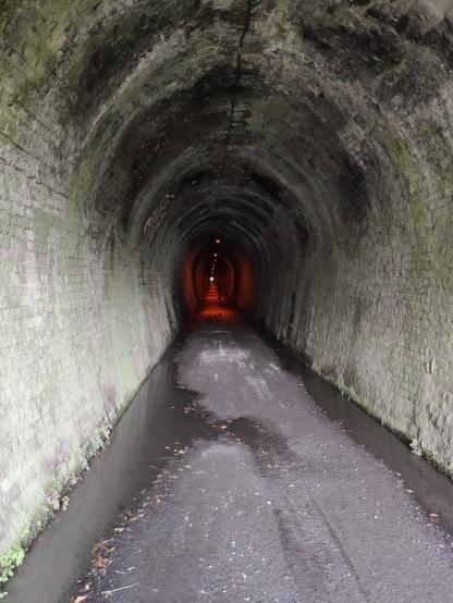 Karangahake Tunnel