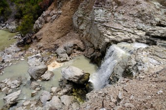 Puna o Ngakoro (Ngakoro Waterfall)