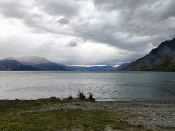 Lake Wakatipu (Walter Peak Farm)