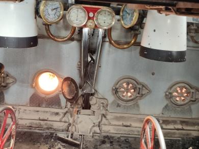 Dampfmaschine (SS Earnslaw)