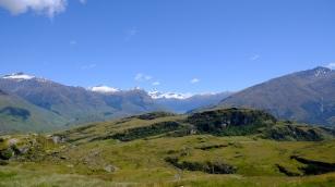 Aussicht von Rocky Mountain