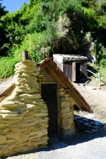 Historic Arrowtown Chinese Settlement