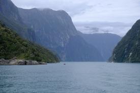Eingang zum Milford Sound